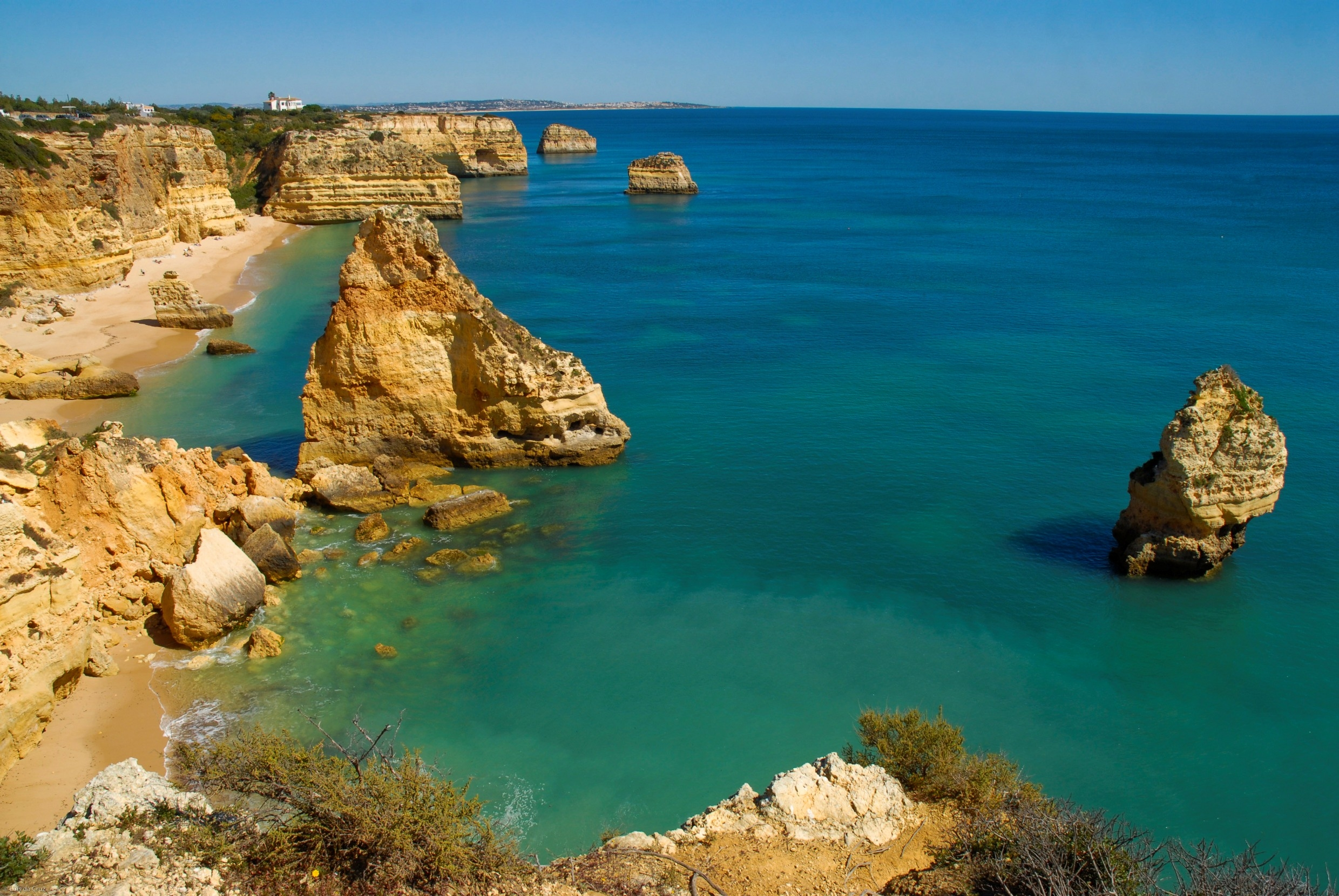 Beach, Algarve