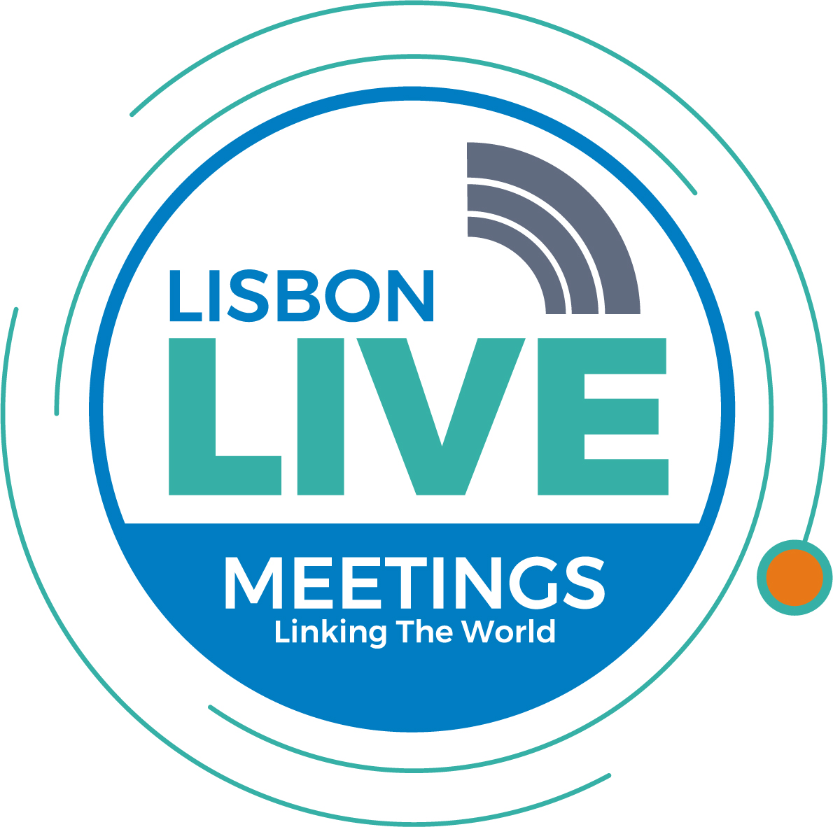 Lisbon Live Meetings - logo