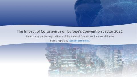 The Impact of Coronavirus on Europe's Convention Sector – Update 2021