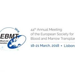 44th Annual Meeting of the European Group for Blood and Marrow Transplantation 2018