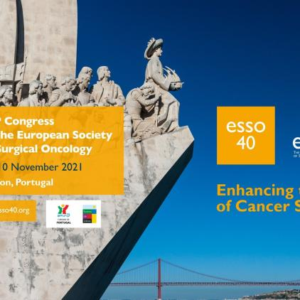 40th. Congress of the European Society of Surgical Oncology